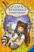 Luna Wunderwald - Ein Waschbär in Wohnungsnot