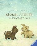 Allert, Judith Krümel und Fussel - Im Schneegestöber