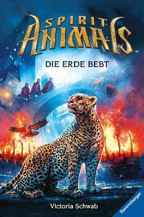 Spirit Animals, Band 9: Die Erde bebt; .; EGBGB/IPR
