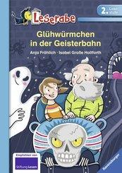 Glühwürmchen in der Geisterbahn - Leserabe, 2. Lesestufe