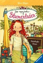 Der magische Blumenladen, Band 8: Fabelhafte Ferien; .