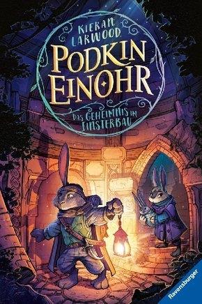 Podkin Einohr, Das Geheimnis im Finsterbau