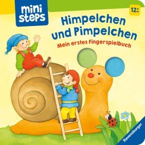 Himpelchen und Pimpelchen - Mein erstes Fingerspielbuch