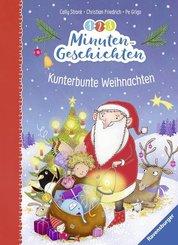 1-2-3 Minutengeschichten: Kunterbunte Weihnachten