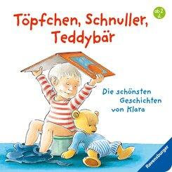 Töpfchen, Schnuller, Teddybär
