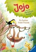Jojo und die Dschungelbande - Ein Faultier findet Freunde