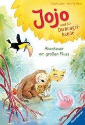 Jojo und die Dschungelbande - Abenteuer am großen Fluss