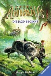 Spirit Animals, Band 2: Die Jagd beginnt; .