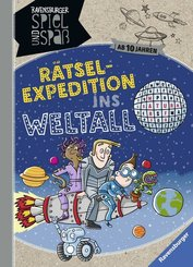Rätselexpedition ins Weltall