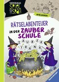Rätselabenteuer in der Zauberschule