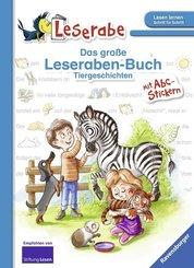 Das große Leseraben-Buch - Tiergeschichten