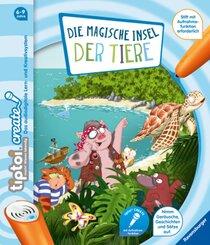 tiptoi® CREATE - Die magische Insel der Tiere