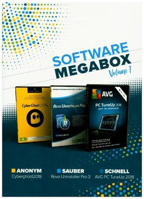 Software Megabox, DVD-ROMs - Vol.1