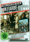 Historisches Berlin in Farbe - Hitlers Berlin in Farbe - 1939-1945, 1 DVD