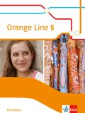 Orange Line. Ausgabe ab 2014: 9. Klasse, Schülerbuch Grundkurs; Bd.5