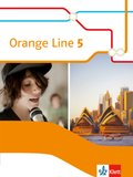 Orange Line. Ausgabe ab 2014: 9. Klasse, Schülerbuch; Bd.5