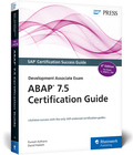 ABAP 7.5 Certification Guide