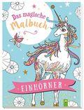 Das magische Malbuch Einhörner