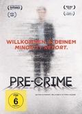 Pre- Crime, 1 DVD