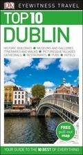 DK Eyewitness Top 10 Travel Dublin