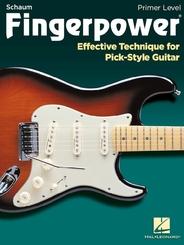 Fingerpower - Primer Level, Gitarre Pick-Style