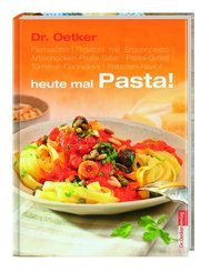 Dr. Oetker: heute mal Pasta!