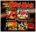 Kleine Hexe Klavi-Klack, 3 Audio-CD