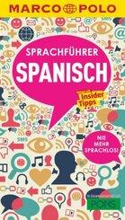MARCO POLO Sprachführer Spanisch