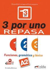 3 por uno - Funciones, gramática y léxico - A2