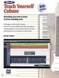Alfred's Teach Yourself Cubase, w. DVD-ROM