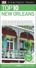 DK Eyewitness Top 10 Travel New Orleans