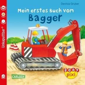 Mein erstes Buch vom Bagger