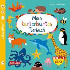 Mein kunterbuntes Tierbuch