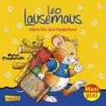 Leo Lausemaus allein bei den Großeltern (5 Expl.)