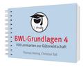 BWL-Grundlagen, Lernkarten - Tl.4