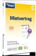 WISO Mietvertrag 2018, 1 CD-ROM