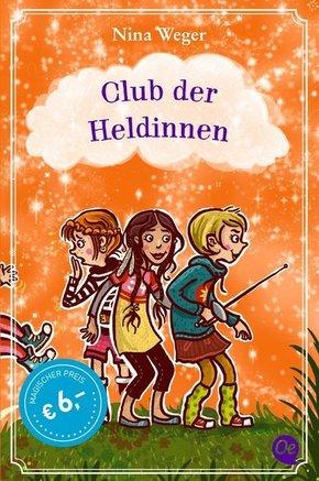 Club der Heldinnen. Entführung im Internat