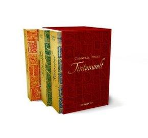 Tintenwelt - Die komplette Trilogie (3 Bücher im Schuber)