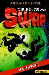 Die Jungs vom S.W.A.P. - Space Agents