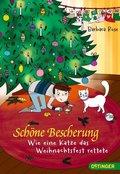 Schöne Bescherung - Wie eine Katze das Weihnachtsfest rettete