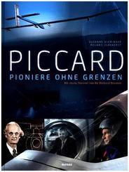 Piccard - Pioniere ohne Grenzen, m. DVD