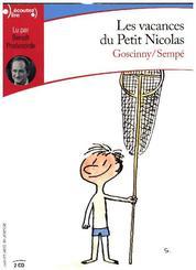 Les vacances du Petit Nicolas, 2 Audio-CDs