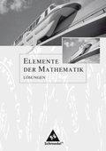 Elemente der Mathematik, Ausgabe Nordrhein-Westfalen (G8): Lösungen 9: passend zum Kernlehrplan G8 2007