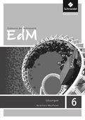 Elemente der Mathematik (EdM) SI, Ausgabe Nordrhein-Westfalen (2012): 6. Schuljahr, Schülerband Lösungen
