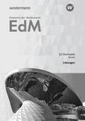 Elemente der Mathematik (EdM) SII, Ausgabe Hessen (2016): Qualifikationsphase 3 - Stochastik GK/LK: Lösungen