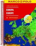 Marco Polo Reiseatlas Europa / Europe