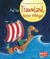Auf ins Traumland, kleiner Wikinger!