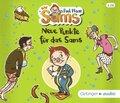 Neue Punkte für das Sams, 3 Audio-CDs