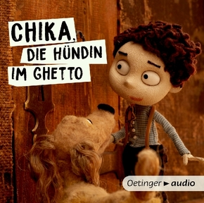 Chika, die Hündin im Ghetto, 1 Audio-CD