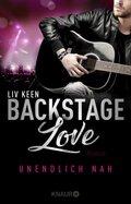 Backstage Love - Unendlich nah